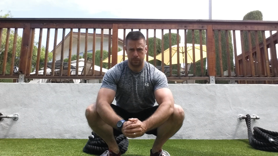 The 10 Minute Squat Test from Kelly Starrett of The Supple Leopard