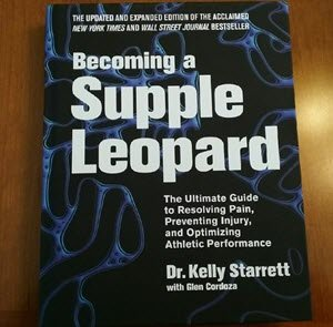 My Becoming a Supple Leopard Review 2nd Edition by Kelly Starrett